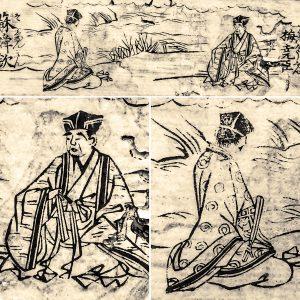 36詩仙 - 15 - 梅堯臣-Mei Yaochen & 蘇舜欽-Su Shunqin