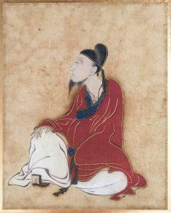 05 – 杜審言 – Du Shenyan – と しんげん - 実光院