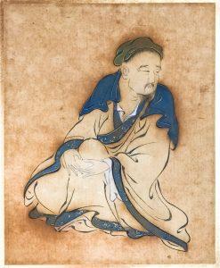 15 – 韋應物 – Wei Yingwu – い おうぶつ - 実光院