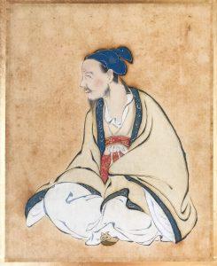 33 – 黄庭堅 – Huang Tingjian- こう ていけん - 実